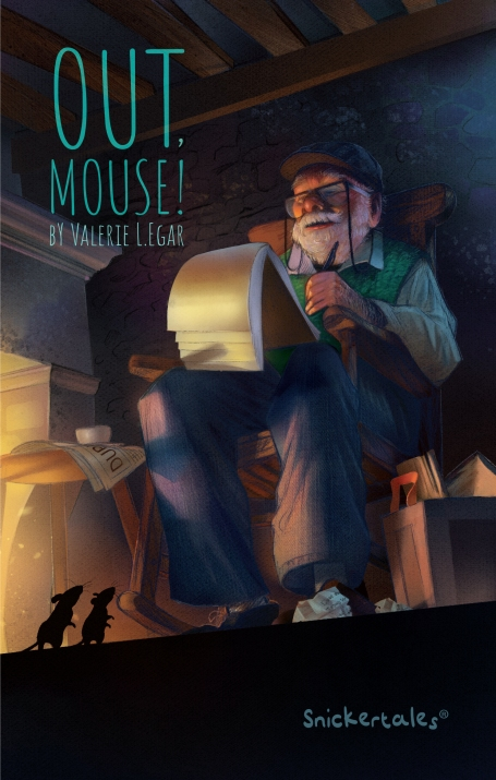 Out, Mouse! Book cover